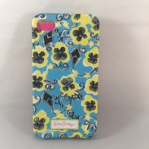 Lilly Pulitzer Kappa Alpha Theta phone case